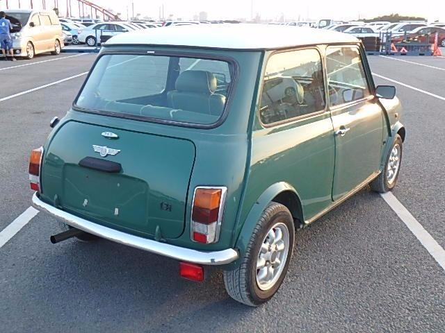 SOLD MINI COOPER 35TH LIMITED EDITION – 11/1996 JAPANESE